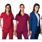 Cherokee Nursing Scrubs-Slide