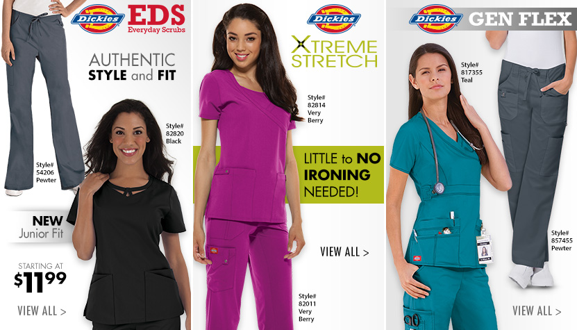 Dickies Scrub Uniforms