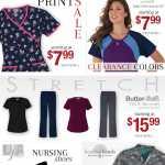 Scrubs Clearance Sales